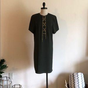 Michael Kors Ivy chain dress